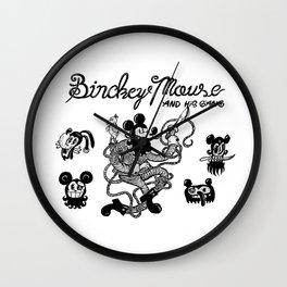 Binckey Mouse Wall Clock