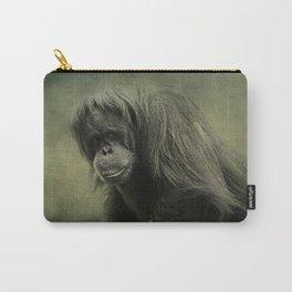 Orangutan  Carry-All Pouch