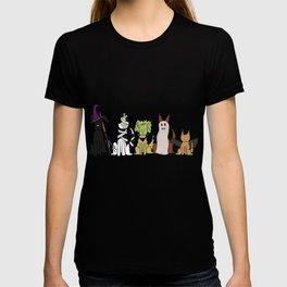 Bark-or-Treat T-shirt