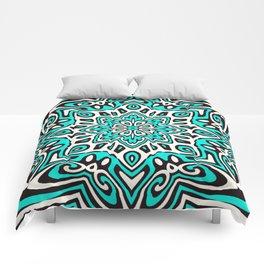 Oriental Kaleido 5 Comforters