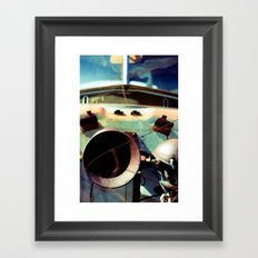 Horn  Framed Art Print