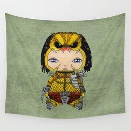 A Boy - Predator Wall Tapestry