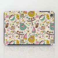cupcakes iPad Cases featuring Cupcakes  by Anna Deegan