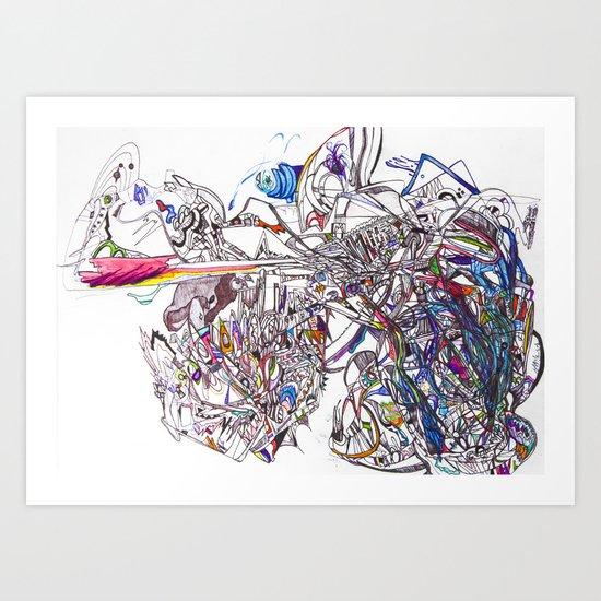 Magic, Miracles, and Fairy Tales Art Print