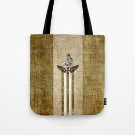 poloplayer golden_ocher Tote Bag