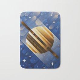Saturn Bath Mat