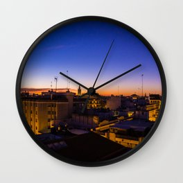 Sevilla City Wall Clock