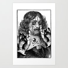 HEAVY METAL I Art Print