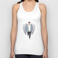 louis Tank Tops featuring Louis by gutsngore