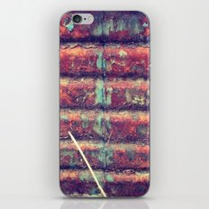 rust iPhone & iPod Skin