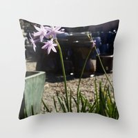 easter Throw Pillows featuring Easter by Julie Camino Photography