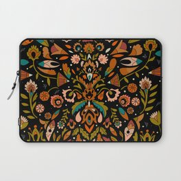 Botanical Print Laptop Sleeve