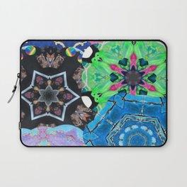 Colorful mandalas - Cold play Laptop Sleeve