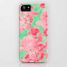 Roses Are Pink iPhone (5, 5s) Slim Case
