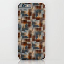 Mosaic Tiled iPhone Case