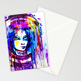 """""""true colours"""" Stationery Cards"""