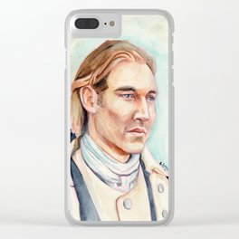 Tallmadge Clear iPhone Case