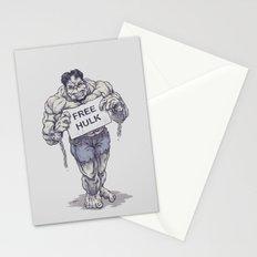 Free Hulk Stationery Cards