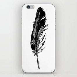 ANGEL'S FEATHER iPhone Skin
