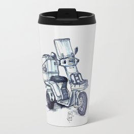 Honda delivery scooter japan Travel Mug