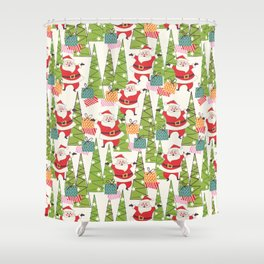 Jingle Jangle Shower Curtain