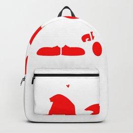 Love My Gnomies Backpack