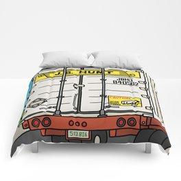 J.B. Hunt Comforters