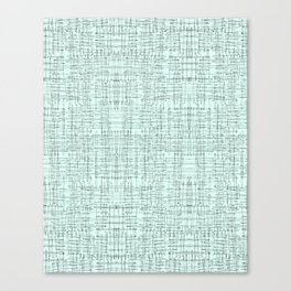 Mint Marks Canvas Print