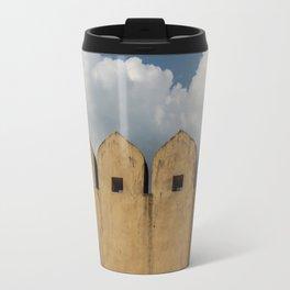 Clouds Over Windows Travel Mug