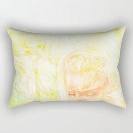 Memories, reincarnation, angels, spitits Rectangular Pillow