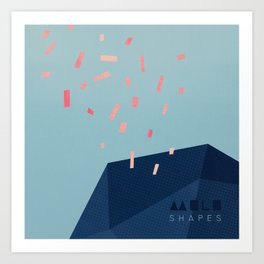 Molo - Shapes Art Print