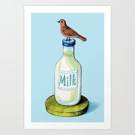 Is Mine! Art Print