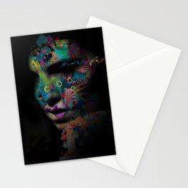 Drifting Off Stationery Cards