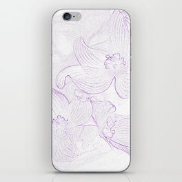 Dogwood Blossoms iPhone Skin
