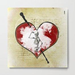 Heart #2 Metal Print