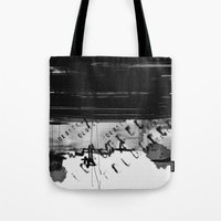 code Tote Bags featuring code by sladja