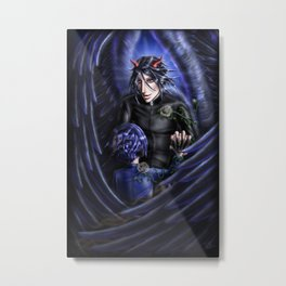 Do You Believe In Angels? Metal Print