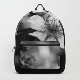 Blackberry Flower Backpack