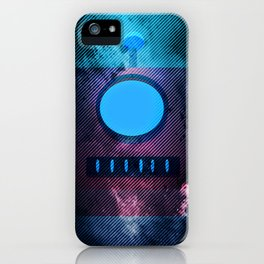 ROBOHEAD SYNTH iPhone Case