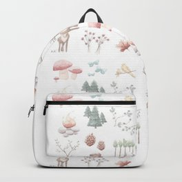 Woodland Finds Backpack