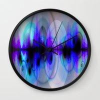 dj Wall Clocks featuring DJ by Sonja Thams