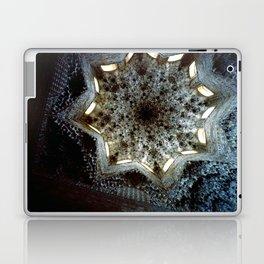 Looking Up Hall of the Abencerrajes, Alhambra Laptop & iPad Skin