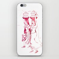 india iPhone & iPod Skins featuring India by 83 Oranges™