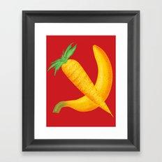 Farmers Union Framed Art Print