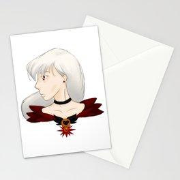 Sailor Vampireheart Moon Stationery Cards