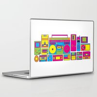 90s Laptop & iPad Skins featuring 90s by sknny
