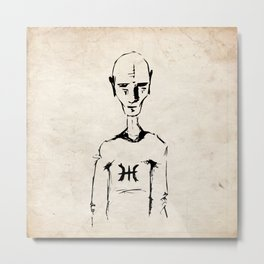 Extraterrestrial Metal Print