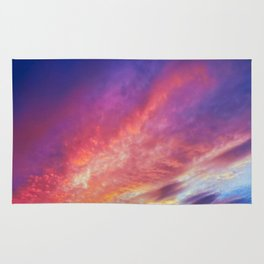 UK Sunset Rug