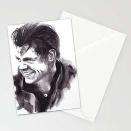 Actor Harry Styles Stationery Cards