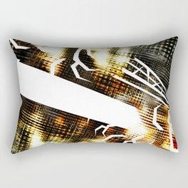SpaceX Celebration Rectangular Pillow